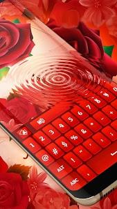 Download Red Rose Keyboard 4.0.9.2 APK