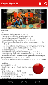 download king of fighter 98