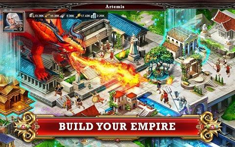 screenshot of Game of War - Fire Age version 2.6.386