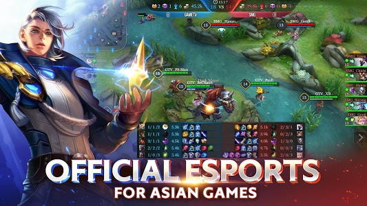 Download Garena AOV - Arena of Valor: Action MOBA 1.23.1.2 APK