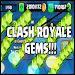 Download Gems Sheet for Clash Royale 0.1 APK