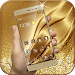 Download Gold Luxury Deluxe Theme 1.0.3 APK