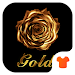 Download Gold Rose Theme for Android Free 1.0.1 APK