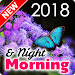 Download Good Day Morning & Night Greeting Cards 8.8.1.2 APK