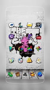 Download Graffiti Wall Backgrounds 1.1.21 APK