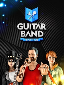 screenshot of Guitar Band Battle version 1.4.9.9