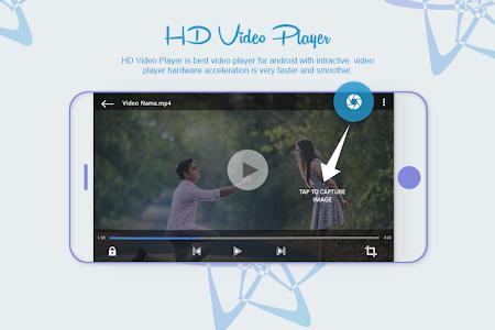 screenshot of HD Video Player version 1.4