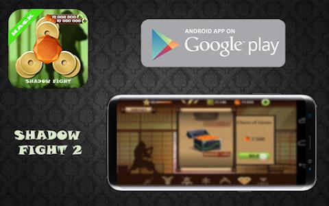 Download Hack Shadow Fight 2 Gems App Prank 1.0 APK