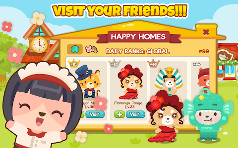 screenshot of Happy Pet Story: Virtual Sim version 2.0.6