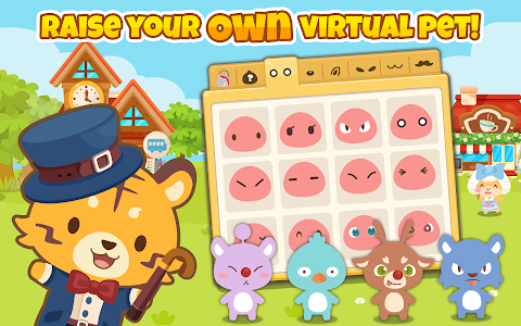 screenshot of Happy Pet Story: Virtual Sim version 1.2.0