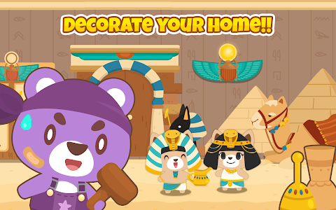 screenshot of Happy Pet Story version 1.1.0B