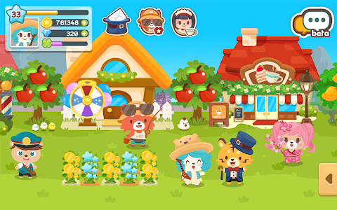 screenshot of Happy Pet Story version 1.1.1B