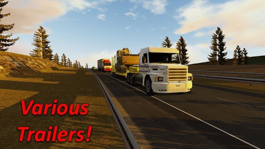 Download Heavy Truck Simulator 1.971 APK