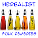 Herbalist. The witch doctor. Folk remedies.