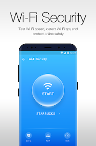 screenshot of Hi Security - Antivirus, Booster, WiFi & App Lock version 2.9.9.839