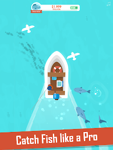 screenshot of Hooked Inc: Fisher Tycoon version 1.6.7