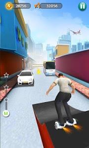 screenshot of Hoverboard Surfers 3D version 1.6