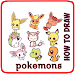 Download How To Draw Pokemon For Fans 5 APK