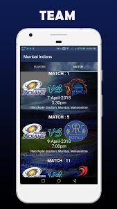 Download IPL 2018,Schedule,Team,News,Live Score 2.03 APK