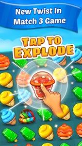 Download Ice Cream Paradise - Match 3 Puzzle Adventure 1.9.4 APK