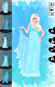 Download ❄ Icy dress up game ❄ frozen land 2.2 APK