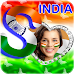 Download Indian Flag Letter Alphabets Photo 1.0.2 APK