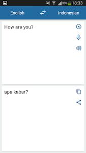 Download Indonesian English Translator 2.3.3 APK