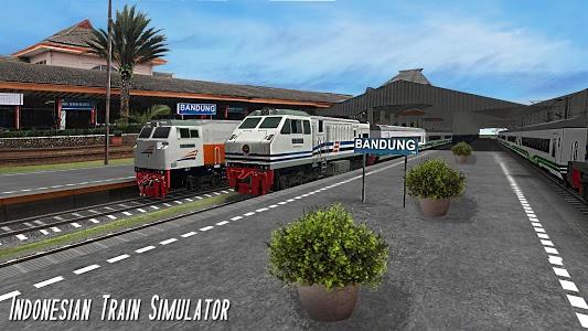 Download Indonesian Train Simulator 2.2.8 APK
