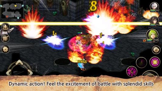 screenshot of Inotia 4 version 1.2.9