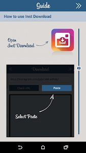 screenshot of Inst Download - Video & Photo version 2.1