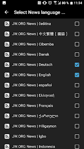Download JW Broadcasting & News 2.2 APK