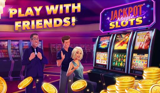 screenshot of Jackpot Magic Slots™: Vegas Casino & Slot Machines version Varies with device