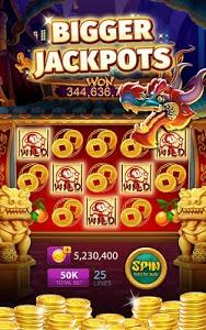 screenshot of Jackpot Magic Slots™: Vegas Casino & Slot Machines version 10.9.4