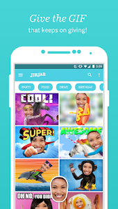 screenshot of JibJab version 4.2.18