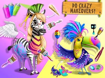 Download Jungle Animal Hair Salon 2 - Tropical Pet Makeover 4.0.3 APK