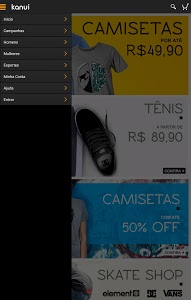 screenshot of Kanui - Compras Online version Varies with device