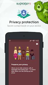 screenshot of Kaspersky Internet Security version Varies with device