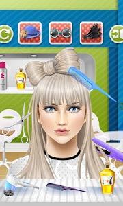 screenshot of Kids Hair Salon - kids games version 1.0.1