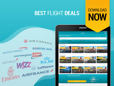 screenshot of Kiwi.com: Cheap Flights & Airline Tickets version 5.3.1