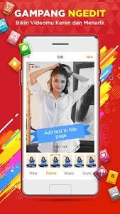 screenshot of Kwai Go - Just Video version 5.7.3.100997