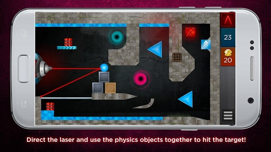 Download LASERBREAK - Original & Best Physics Puzzle Game 2.26 APK
