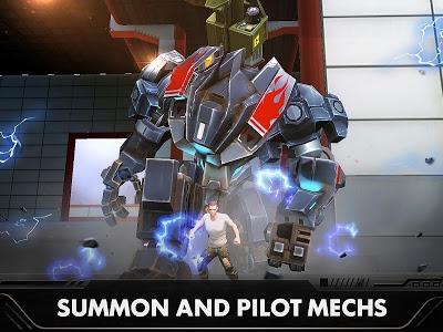 screenshot of Last Battleground: Mech version 3.3.0