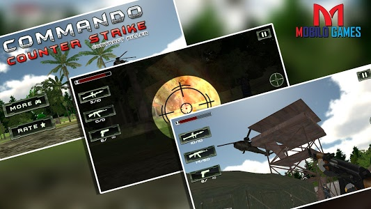 Download The Last Commando Gun Shooter 1.6 APK