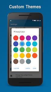 screenshot of Music Player version 5.3