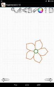 Download Learn to Draw Exotic Flowers 1.02 APK