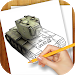Download Learn to Draw War Tanks 1.01 APK