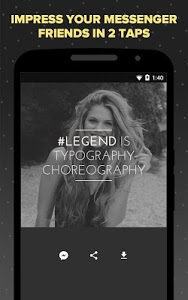 Download Legend - Animate Text in Video  APK