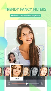 screenshot of LemoCam - Selfie, Fun Sticker, Beauty Camera version 1.9.0