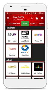Download Live Net TV 2018 1.1 APK