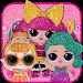 Download Lol Princess Surprise Glitter Keyboard Theme 10001005 APK
